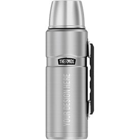 Thermos Stainless King Beverage Bottles (40 Oz.)