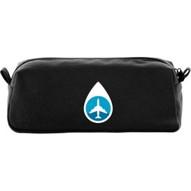 Cotton Canvas Travel Pouch
