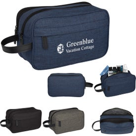 Double Decker Travel Bag