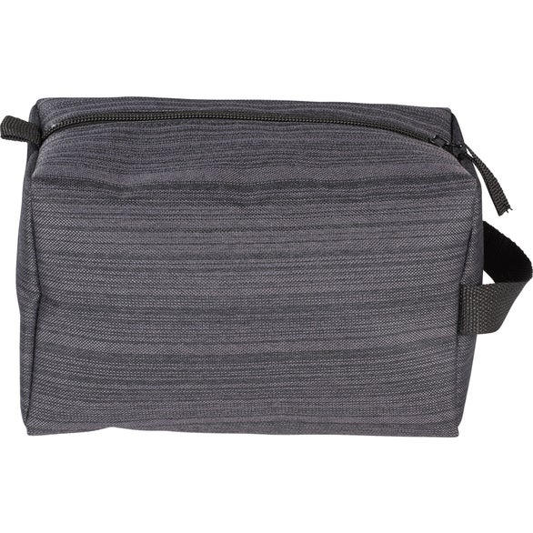 Charcoal Merchant & Craft Travel Pouch