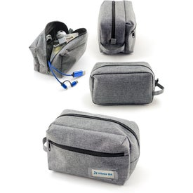 Tekie Travel Carry All Pouch