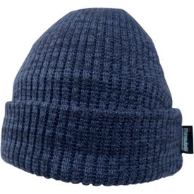 3M Thinsulate Marble Beanie with Fleece Lining