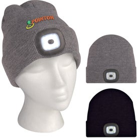 Beanie with LED Light (Unisex)