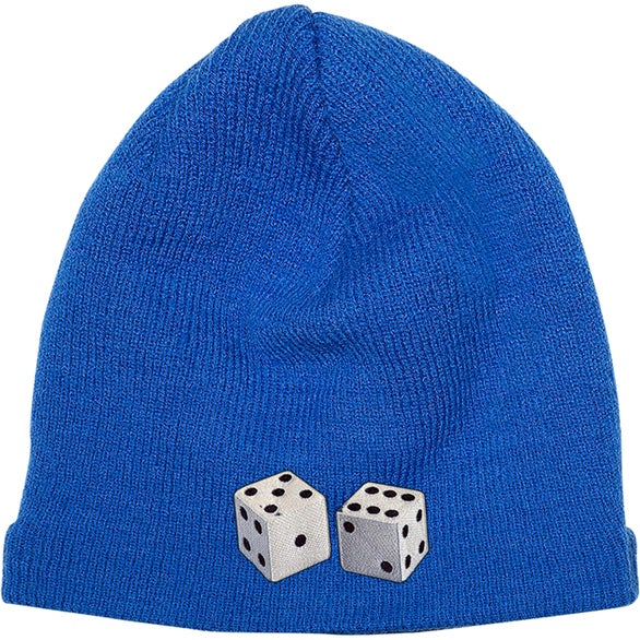 Reflex Blue Wireless Knit Beanie
