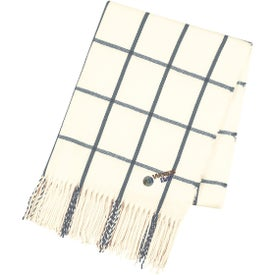 Charleston Fringed Scarf (Unisex)