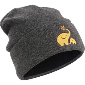Fleece Lined Knit Cap (Unisex)