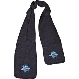 Fleece Scarves with Pockets