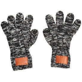 Leeman Heathered Knit Gloves
