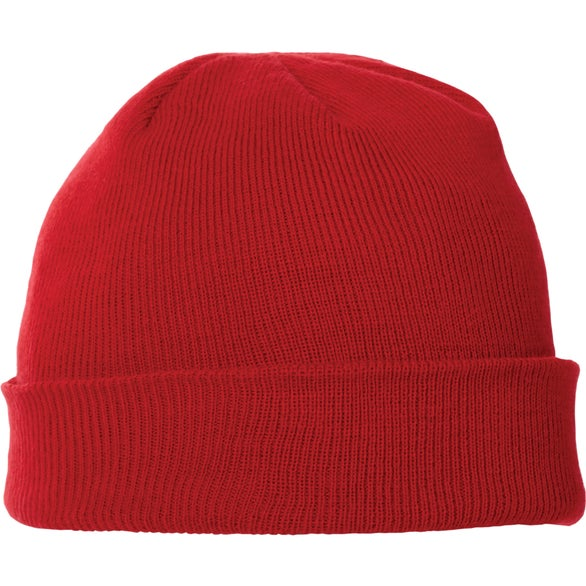 Team Red Endure Knit Toque Beanie for TRIMARK